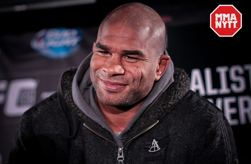 Alistair Overeem vs  Francis Ngannou Booked for UFC 218 in