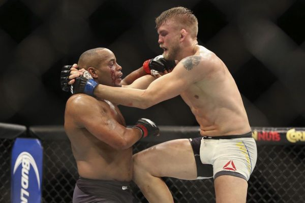 """Francis Ngannou Dana White >> Alexander Gustafsson vows to """"wipe the mat"""" with Daniel Cormier 