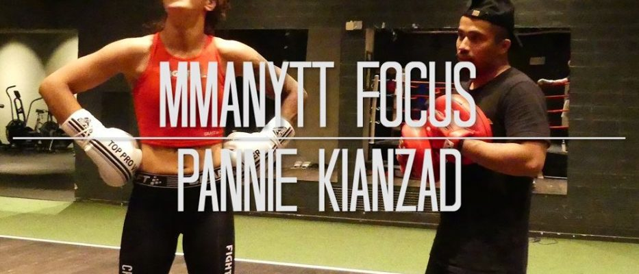 MMAnytt Focus Pannie Kianzad