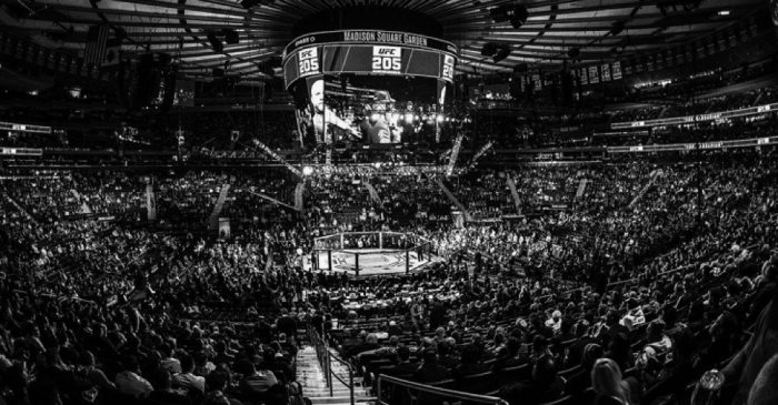 UFC Announces Remaining Schedule for 2018 Including Return