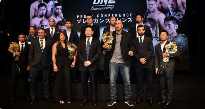 2019 in ONE Championship