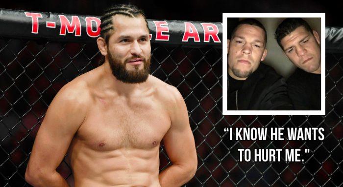 Jorge Masvidal UFC 239 / © Stephen R. Sylvanie-USA TODAY Sports