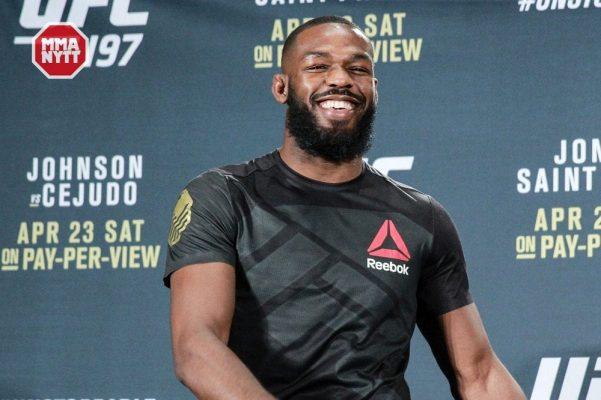 Jon Jones teases 2020 move to heavyweight: