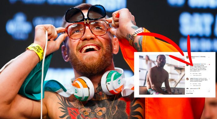 Conor McGregor / © Mark J. Rebilas-USA TODAY Sports