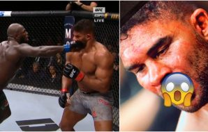 Alistair Overeem (Picture via Dana White's Twitter)