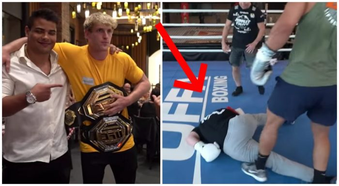 Paulo Costa Logan Paul